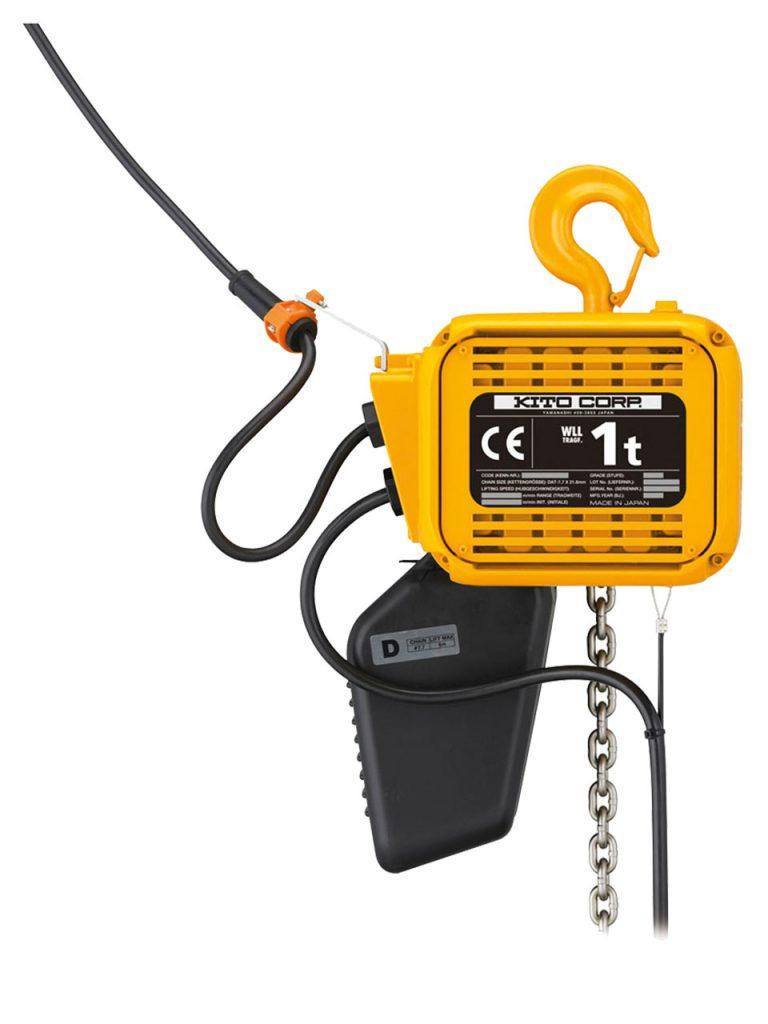 Kito_elektrisk_kædetalje_ED